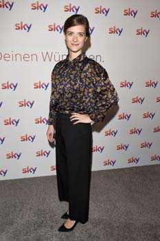"Liv Lisa Fries (Schauspielerin ""Babylon Berlin"")"