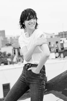 Charlotte Gainsbourg. Foto: COLLIER SHORR