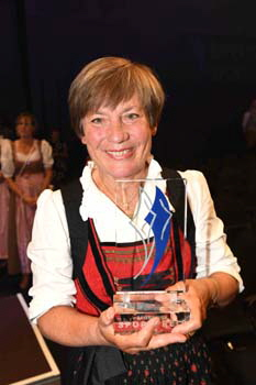Rosi Mittermaier-Neureuther